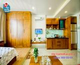 0902642078 - Serviced apartment for rent on Cach Mang Thang Tam in Dist 10.