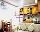 0902642078 - Serviced apartment on Tran Hung Dao street in Dist 5 for rent.